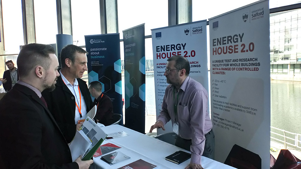 Manchester Green Energy Summit 2019, Energy House Laboratory