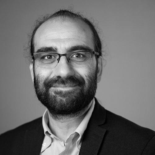 Dr Ioannis Paraskevas